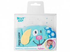Игрушка-рукавичка Roxy Kids Вуффи со съемным прорезывателем и царапкой