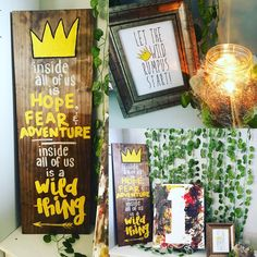 """""""A Wild One"""" Where the Wild Things Are First Birthday Party. Party planning."""