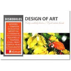 230 g/m2, 20 listů, 93 Kč Tempera, Arches, Design, Art, Art Background, Kunst, Arch, Performing Arts