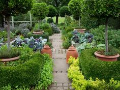 Try these tips for making the food section of your garden more attractive.