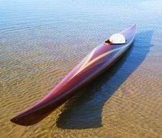 Someday I need to build a wooden kayak...