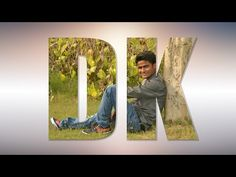 How to Put Your Image Inside Text I Clipping Mask I Photoshop in Hindi Text Me, Photoshop Tutorial, Your Image, Words, Youtube, Style, Youtubers, Horse, Youtube Movies