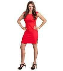 Never forget me! Sasha Banks Theme, Stephanie Mcmahon Hot, Tight Dresses, Dresses For Work, Hottest Wwe Divas, Wwe Girls, Princess Stephanie, Wrestling Divas, Wwe Womens