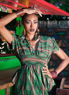 Ghanaian Designer Alia Has A Passion For Fashion (Adah Lux) | Zen Magazine Africa