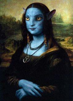 Avatar in classic art?