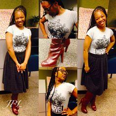 Style @ Work Capri Pants, Style, Fashion, Capri Trousers, Moda, La Mode, Fasion, Fashion Models, Trendy Fashion