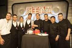 The 2nd edition of Greatest Chef China-Italy Edition, born by a partnership between #TriumphGroupInt and Tecnomovie (Roberto Valbuzzi vs Wei Gangqiang 魏刚强): http://www.triumphgroupinternational.com/triumph-group-international-for-greatest-chef-china-italy-edition/