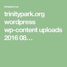 From the June 2016 Trinity Park Neighborhood Newsletter