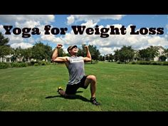 Yoga for Weight Loss - 10 min Fat Burning Workout