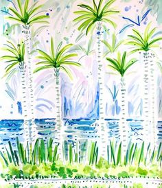 New Phone Wallpaper Summer Beach Wallpapers Lilly Pulitzer 37 Ideas Easter Wallpaper, Beach Wallpaper, Wallpaper Iphone Cute, Lily Pullitzer, Evelyn Henson, Lilly Pulitzer Prints, Bright Art, Pretty Art, Art Projects
