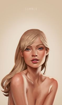 summer by DanielaUhlig on deviantART ★ Find more at…