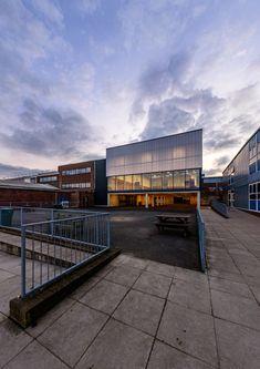 Galería de Sala de Actividades Escolares Haydon / Nick Baker Architects - 1