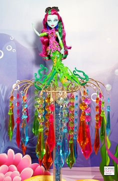 | Monster High Party Ideas – Great Scarrier Reef | http://soiree-eventdesign.com