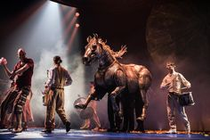 Inside Cirque Du Soleil's 'Luzia' And The Show's Magnificent Costumes
