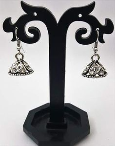 Check out our New Product  Tala Silver Jhumki TACH005S COD Pair of Silver Jhumki  ₹399
