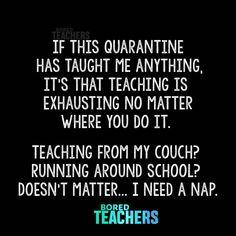 Teacher Tired, Best Teacher, Bored Teachers, New Teachers, School Quotes, School Humor, Teacher Humour, Teaching Memes, School Closures
