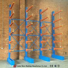 Cantilever Racks, Steel Storage Rack, China Storage, Racking System, Rack Shelf, Steel Structure, Warehouse Design, Steel Frame, Dish Storage
