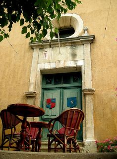 French Cafe - Provence, France
