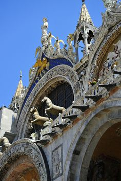 San Marco and Four Horses