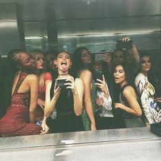 bathroom selfie?