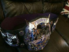Undertaker Custom Championship Belt