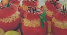 i #pomodoriripieni  sono un piatto unico vegetariano, estivo,preparato con pomodori che vengono farciti con un gustoso ripieno di riso. - Serendipity360 Benessere e Salute - Google+