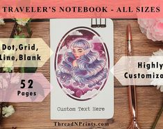 We ♥ TN, wallet inserts & notebook refills! Minimalist Bullet Journal Layout, Foxy Fix, Notebook Paper, Field Notes, Custom Notebooks, Planner Ideas, Travelers Notebook, Junk Journal, Fountain Pen