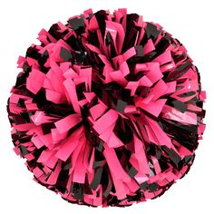 How to Make Metallic Cheerleading Pom-poms | Tablecloths, Plastic ...