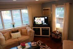 Living Room Furniture Arrangements For Small Rooms