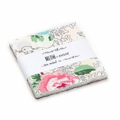 "Meow or Never Cotton Fabric, Charm Pack, 42~5"" squares,Moda Fast Shipping, CP304"