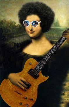 Mona Lisa by tjcronmil.