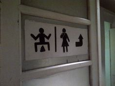 Squat Toilets in Asia - Funny Sign | The Travel Tart Blog