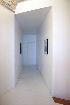 Mirando al Norte | RÄL167 - Interiorismo, decoración, reforma y diseño de interiores Bathtub, Bathroom, Righteousness, Norte, Interior Design, Flats, Standing Bath, Washroom