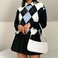 Indie Outfits, Preppy Outfits, Retro Outfits, Preppy Style, Cute Casual Outfits, Fashion Outfits, Fall Outfits, Preppy Boys, 80s Style
