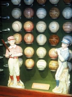 National Baseball Hall of Fame and Museum, Cooperstown NY