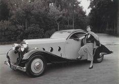 Delage D8 Aerosport Letourneur & Marchand 1934