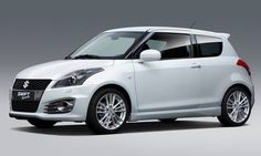 #Suzuki #Swift3portes. Compacte et ultra maniable, c'est la citadine so sexy par excellence.