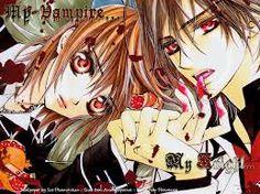 Kết quả hình ảnh cho hinh anh anime vampire knight