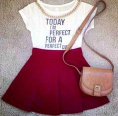 Perfect outfit #perfect