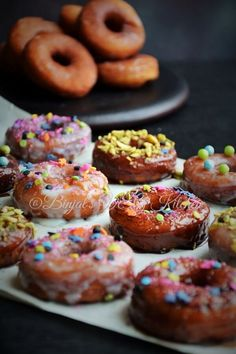 Homemade Eggless Donuts or Doughnuts is a delicious, tempting dessert which treat to all sweet lovers who are vegetarians. It is a super soft, fluffy & juicy, glazed with sugar, crispy outside and chewy inside, scandalously delicious and easy fried doughnuts. It will perfect for any time homemade snack treat for your kids or family. Make these eggless donuts with your favorite icing, glaze or sprinkles.