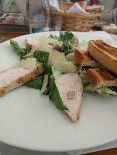 Caesar salad 🍗