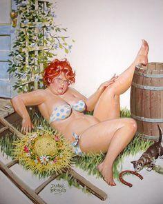 Duane Bryers Hilda | Hilda pin-up de Duane Bryers - angedemoniaque31 - Photos - Club ...
