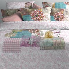 Damai Papeterie dekbedovertrek - www.smulderstextiel.nl - #bedding #beddengoed #overtrek #laken #slaapkamer #bedroom #bed #lifestyle #dessin #pattern