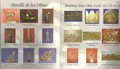 Obras de Humberto Elias Velez Urrao - Colombia