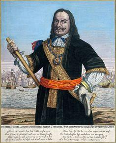 In 1652 brak de Eerste Engels-Nederlandse Oorlog uit. De Nederlandse vloot was sinds de Vrede van Münster verwaarloosd en moest nu snel worden uitgebreid om het te kunnen opnemen tegen de zware schepen van de Britse Oliver Cromwell. De Ruyter ging met tegenzin mee als zeedienst. Maar na de lange strijd is het de Nederlanden toch gelukt om de overwinning te behalen. Dit was de eerste Nederlandse overwinning in deze oorlog en de onbekende Michiel de Ruyter was plotseling een zeeheld geworden.