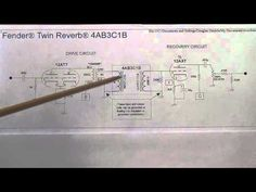 How to Scratch-Build A Vintage Amp, Part2:  Schematic Review and Modific...