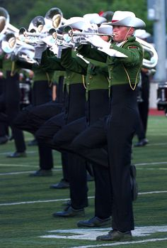 Drum Corps 2008 | Madison Scouts Perfect height!!