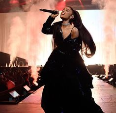 Don't want to miss out on seeing Ariana Grande live on her Dangerous Woman Tour? Join the Ariana Grande Fan Group and Wish List to attend the concert on March Ariana Grande Fotos, Ariana Tour, Ariana Grande Dangerous Woman Tour, Bae, Ariana Grande Wallpaper, Out Of Touch, Foto E Video, My Idol, Celebs