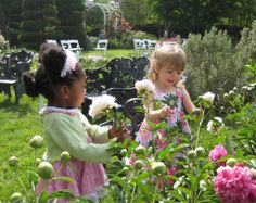 Mother's Day at Lewis Ginter Botanical Garden!