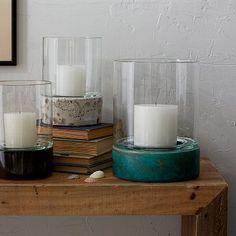 Glass + Ceramic Hurricanes